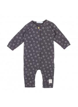 Pyjama Grijs/Ecru