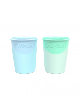Beker 170ml Pastel Blue/Green