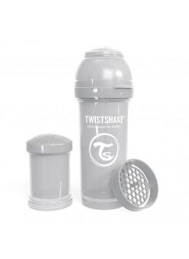 Fles 260ml Pastel Grey
