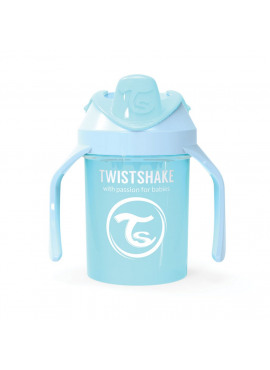 Mini Cup 230ml Pastel Blue