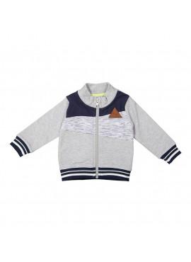 Vest Grey Melee/Navy/Melange