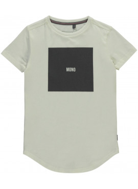 Daan shortsleeve off white