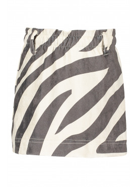 AO zebra skirt