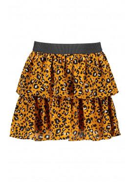 Oker panther skirt