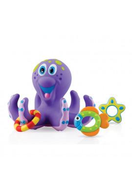 Drijvende octopus 18m+