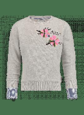 Nolien sweater grijs