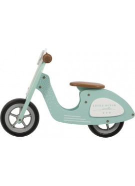 Scooter hout mint