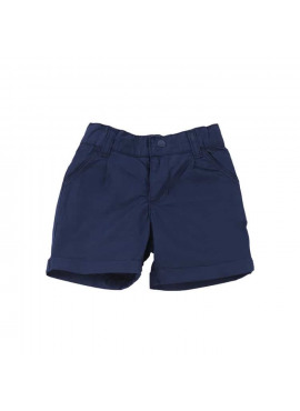 Short Dark Blue