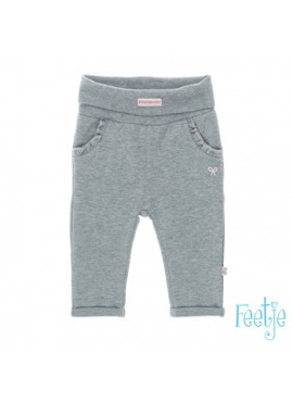 522.01337 Broek Sweet & Little antraciet melange