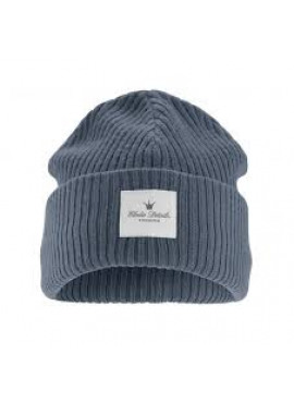 Wool Cap Tender Blue 0-6m