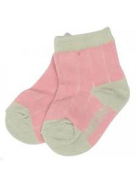 P802-9063-318 sokken rib roze