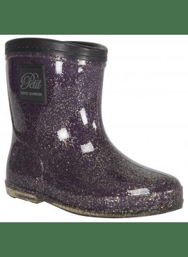 Laarzen glitter paars P184770