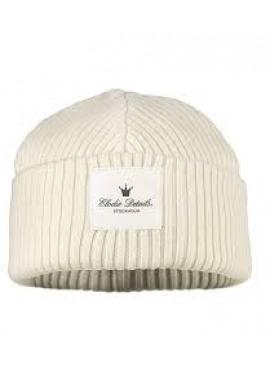 Wool Cap Vanilla White 6-12m