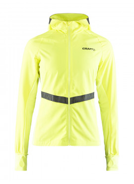 URBAN RUN HOOD JACKET WOMEN