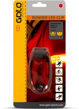 GATO RUNNER LED CLIP