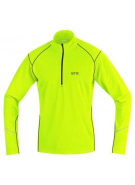 R3 THERMO LS ZIP SHIRT MEN