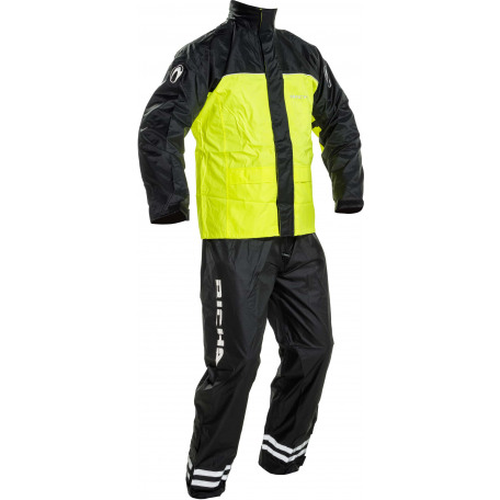 RICHA FLUO RAINSUIT 2pcs