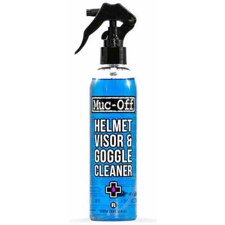 MUC-OFF HELMET VISOR & GOGGLE CLEANER