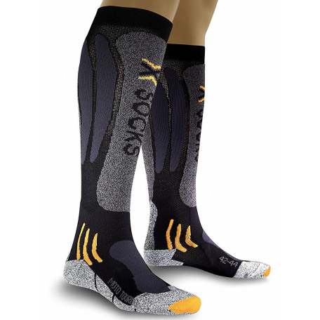 XSOCKS MOTORTOURING LONG BLACK/ANTR