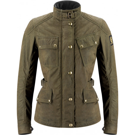 BELSTAFF PHILLIS WAXED JACKET