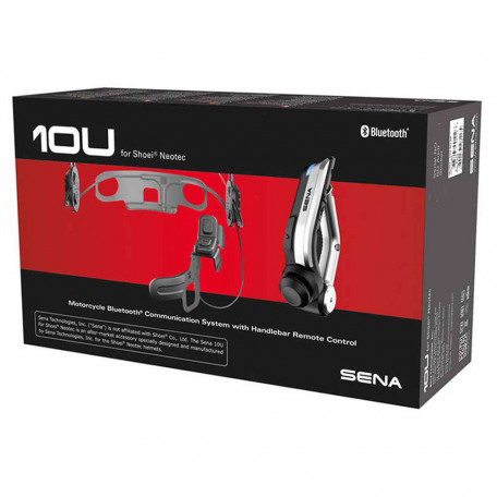 SENA 10U FOR SHOEI NEOTEC