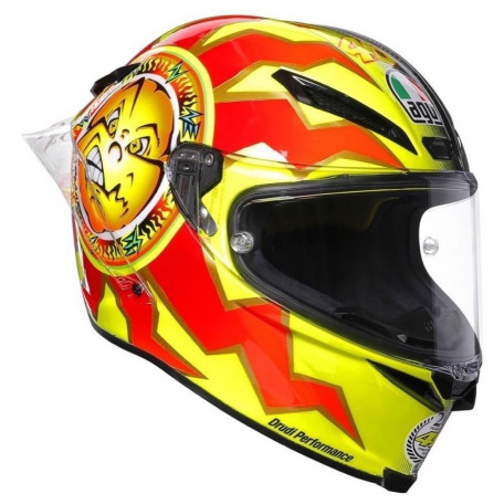 AGV Pista GP R Rossi 20 Year Carbon