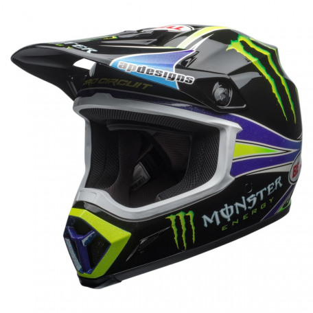 BELL MX-9 MIPS PRO CIRCUIT REPLICA 2018