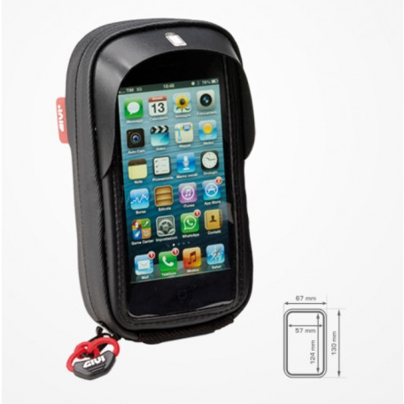 GIVI HOLDER FOR IPHONE 5