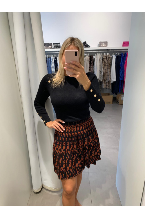 Skirt Black roest