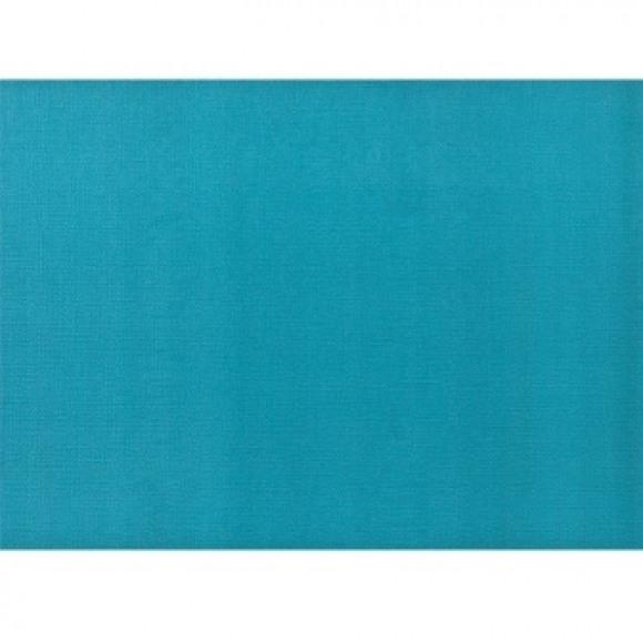 FIESTA Set De Table Uni Azur 30x43cm 100 Pièces Bleu