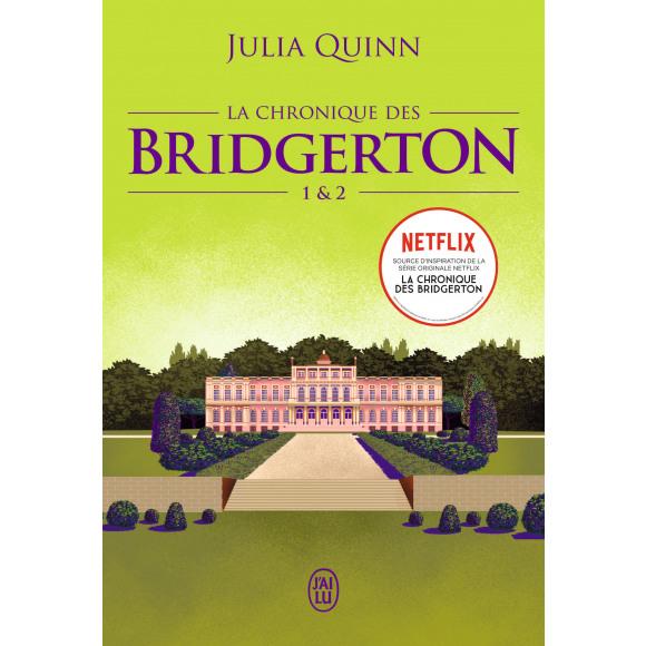 AVA selection La Chronique Des Bridgerton 1 & 2 - Julia Quinn