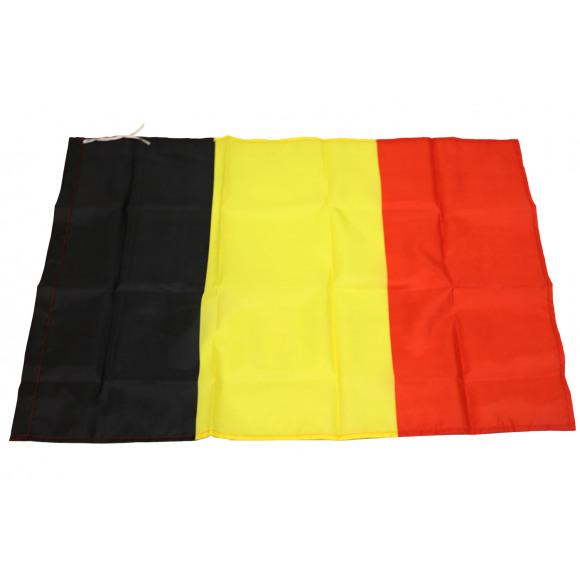 AVA selection Vlag België Tricolor 90x60cm Polyester Meerdere