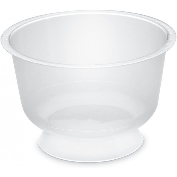 AVA selection Dessertcup Op Voet 200ml H 5,8cm Ø 9,5cm PP 25 Stuks