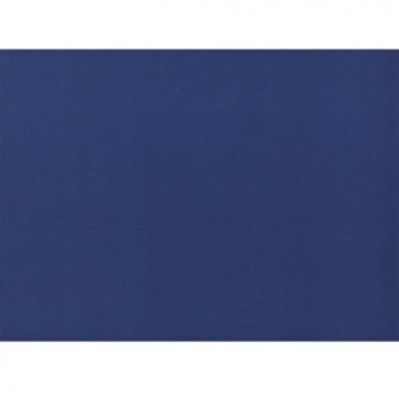 FIESTA Set De Table Uni Royal Blue 30x43cm 100 Pièces Bleu