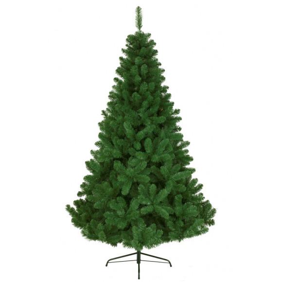 AVA selection Kerstboom Imperial Pine 210cm 137 cm Diameter Groen 770 Tips Groen