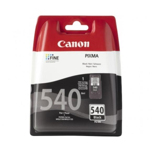 CANON Cartridge PG-540 Zwart Blister Zwart