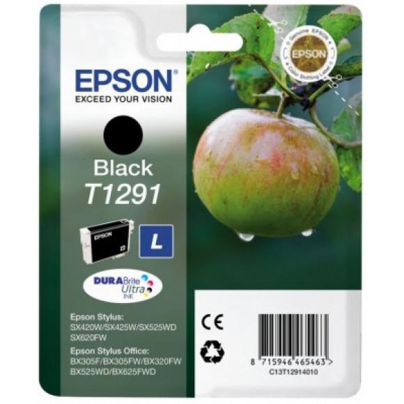 EPSON Cartouche T1291 Noire Noir