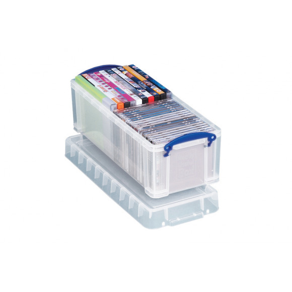 REALLY USEFUL BOX Boîte De Rangement 6,5L Transparent