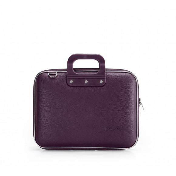 "BOMBATA Sac Laptop 13"" 38x29x7cm Plum Purple"