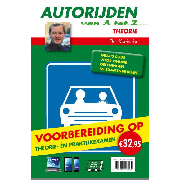 AVA selection Autorijden Van A Tot Z - Flor Koninckx