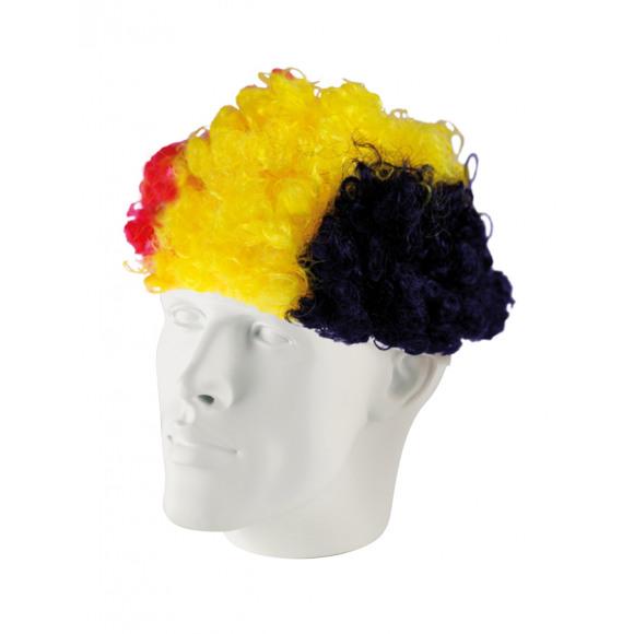 AVA selection Pruik België Tricolor Polyester Meerdere