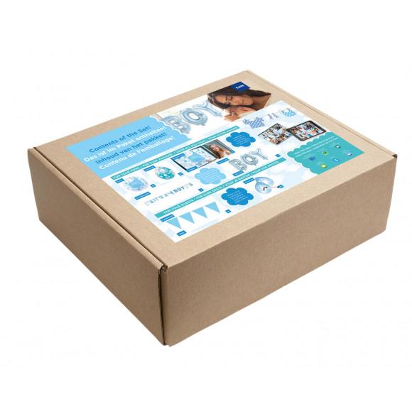 AVA selection Feestpakket Online Babyborrel Jongen