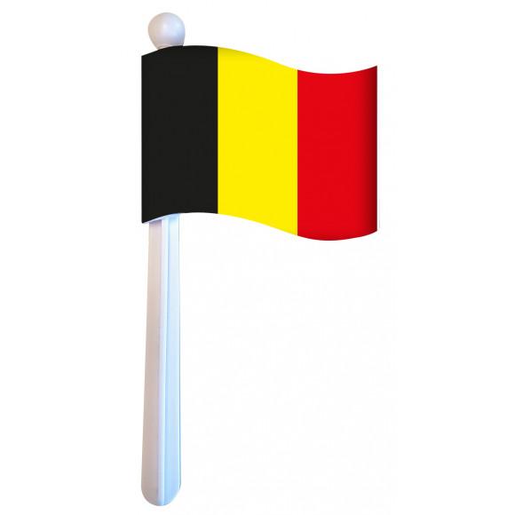 AVA selection Ratel België Tricolor 19x9cm Meerdere
