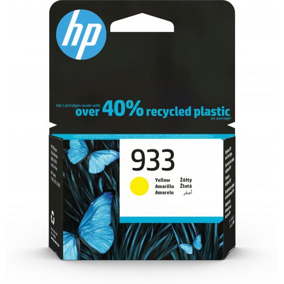 HP Cartridge 933 Geel Geel