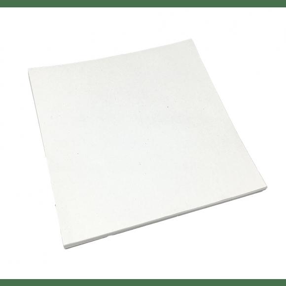 AVA selection Frituurpapier 50x70cm 55g/m² Foodpack +/- 520 Vellen 10kg Wit