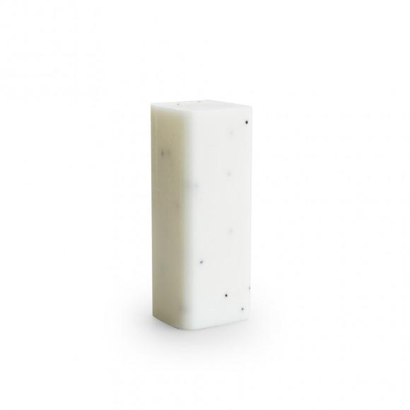 AVA selection Handzeep Bar Wit Parfum Cotton 60g 2,8x2,8x7,5cm 12 Stuks Wit
