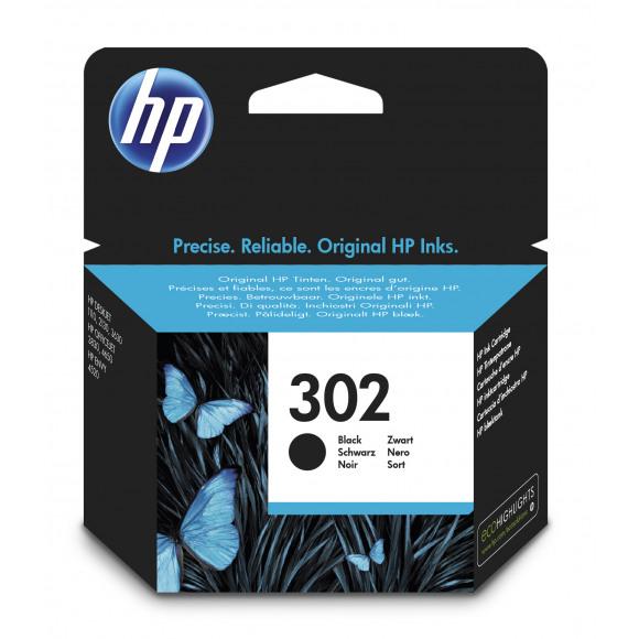 HP Cartouche 302 Noir Blister Noir