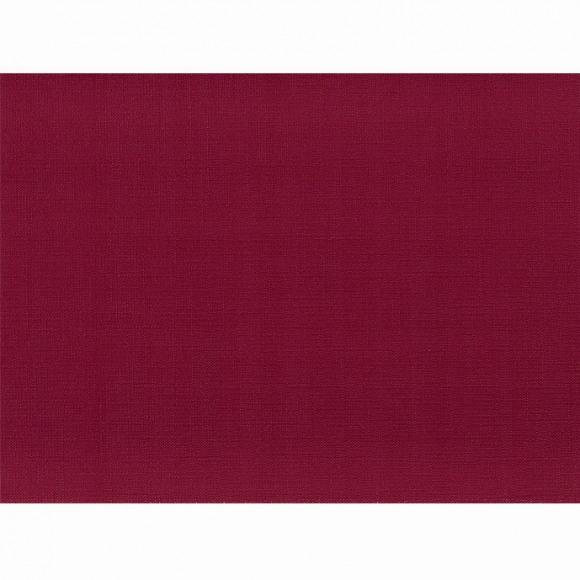 FIESTA Set De Table Uni Bordeaux 30x43cm 100 Pièces Rouge