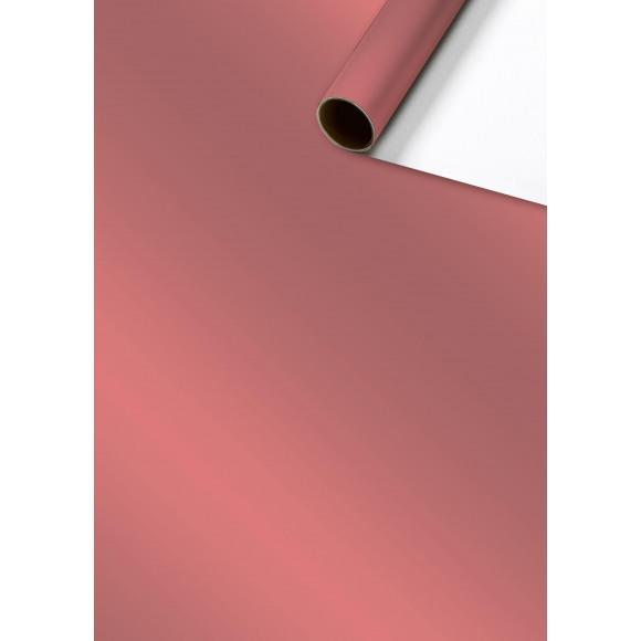 STEWO Inpakpapier Bordeaux Uni Sensual 150x70cm Rood
