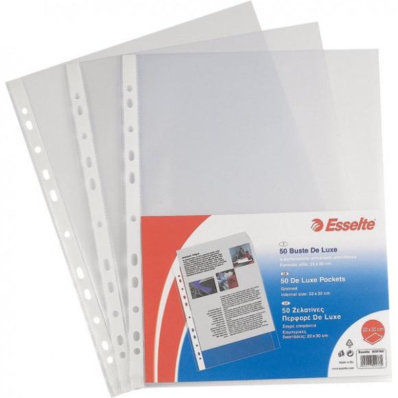 ESSELTE Pochette-U A3 Copy-Safe 10 Pièces
